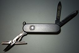 ウェンガーのポケットナイフ